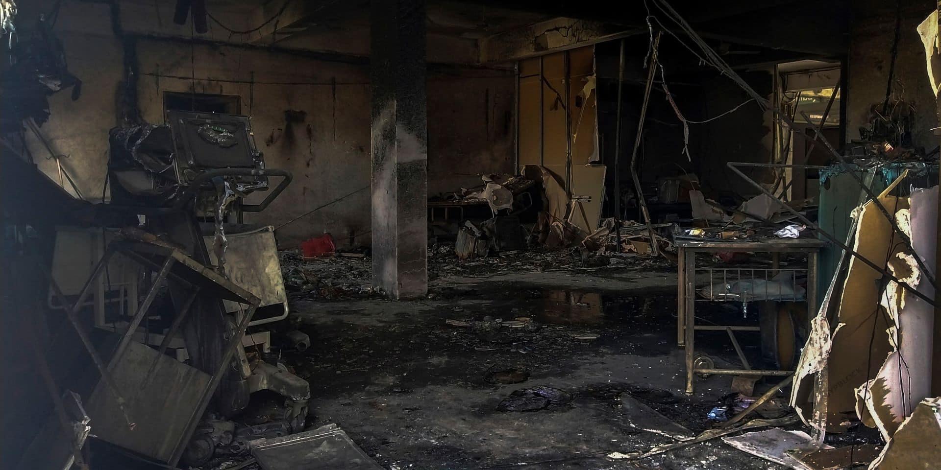 18 patients perdent la vie dans un incendie en Inde