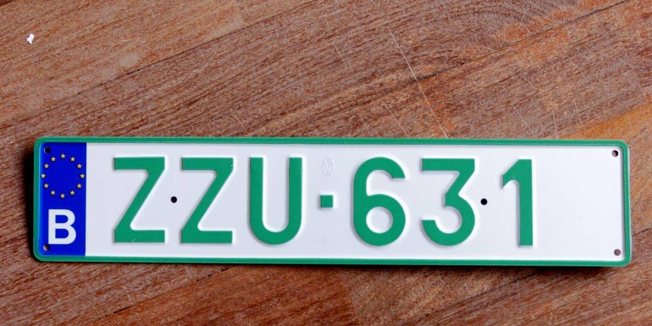 """De fausses factures pour utiliser des plaques """"garage"""" : 10 mois avec sursis"""