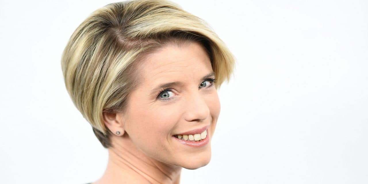 Sabrina Jacobs, madame météo de RTL-TVi, positive au Covid-19