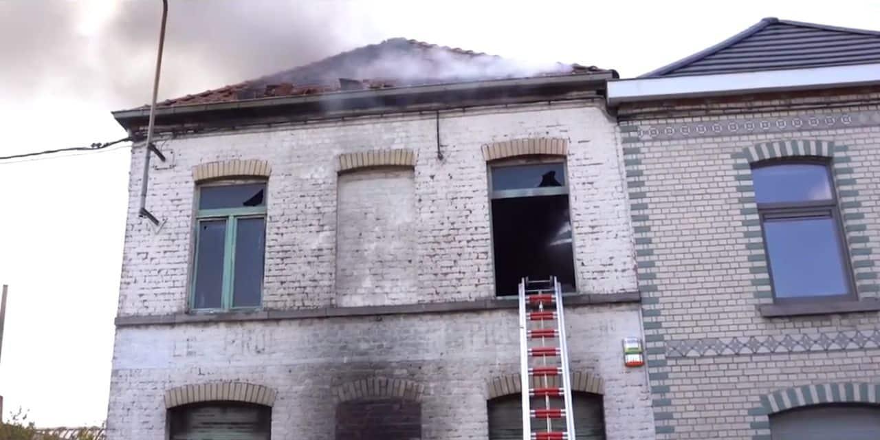 Un couple sinistré après un incendie à Dottignies