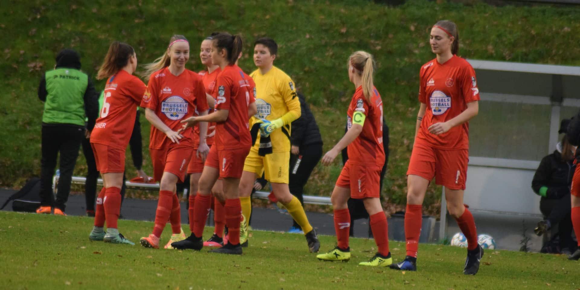 Première victoire en 2021 pour le Fémina White Star, Anderlecht s'est fait peur