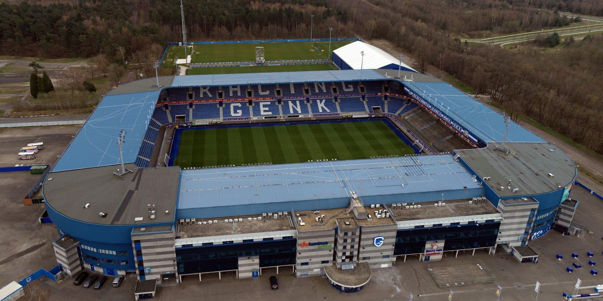 Genk, premier club belge à reprendre les entraînements