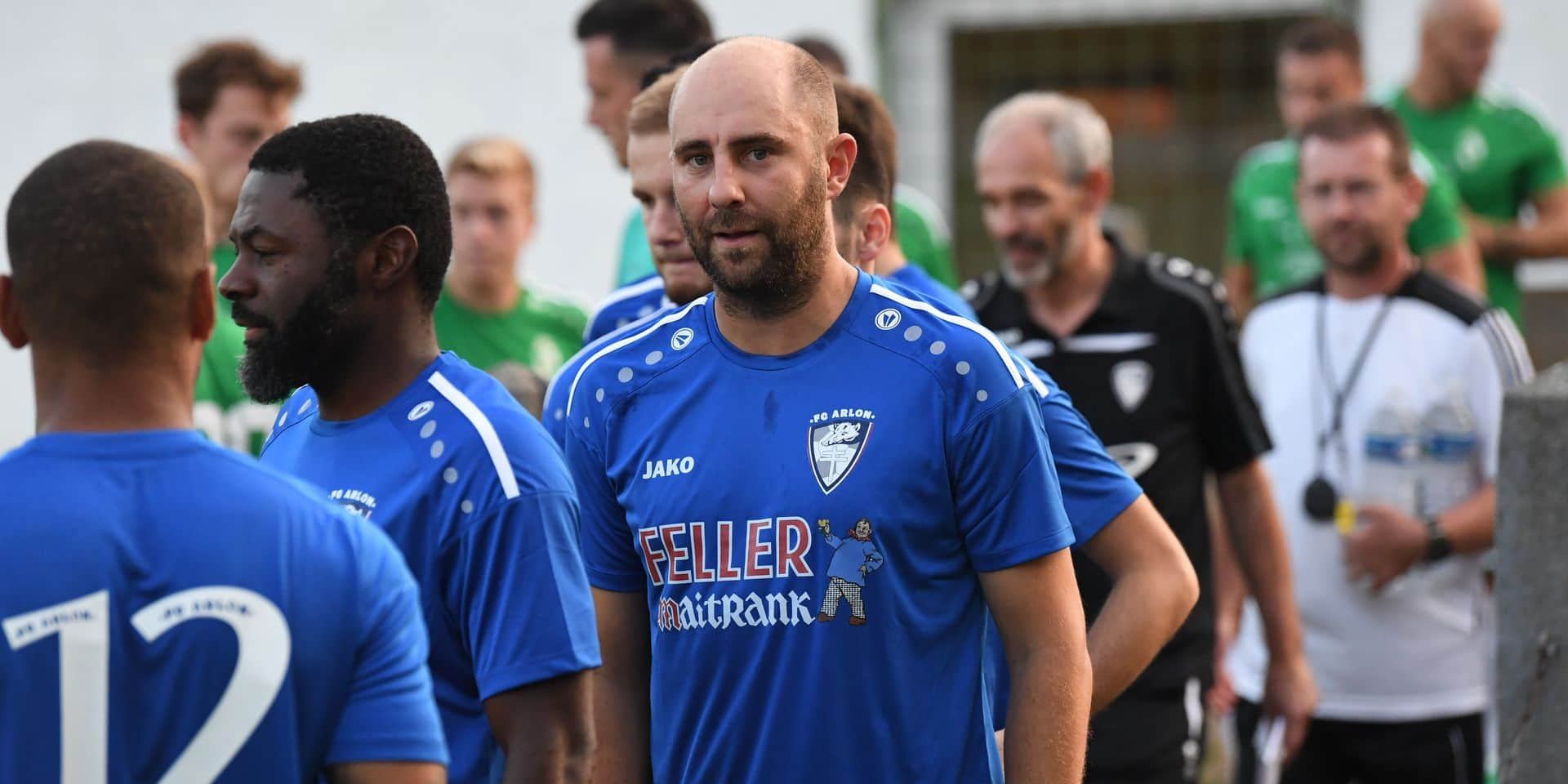 Deux joueurs d'Arlon (P1) privés d'entraînement en raison du couvre-feu en… France