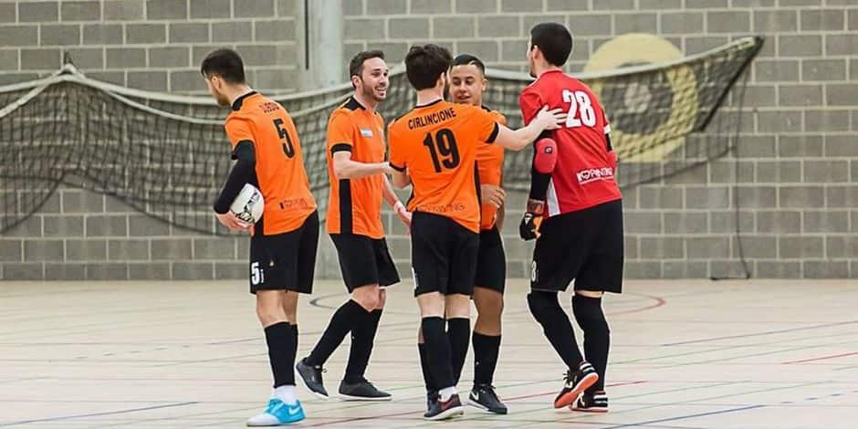 Futsal : Auvelais a sa licence pour l'élite !