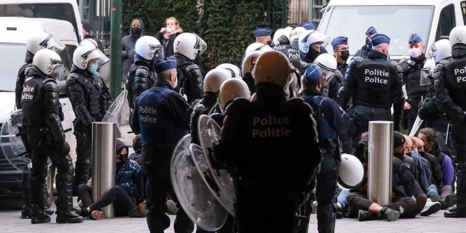 Enquête ouverte au sujet de la manifestation du 24 janvier à Bruxelles