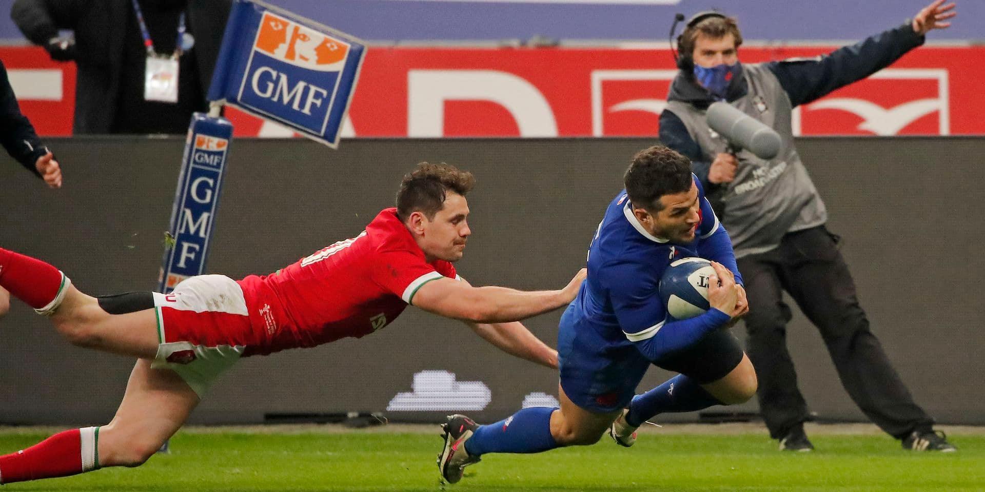 Une fin de match renversante permet aux Bleus d'encore rêver