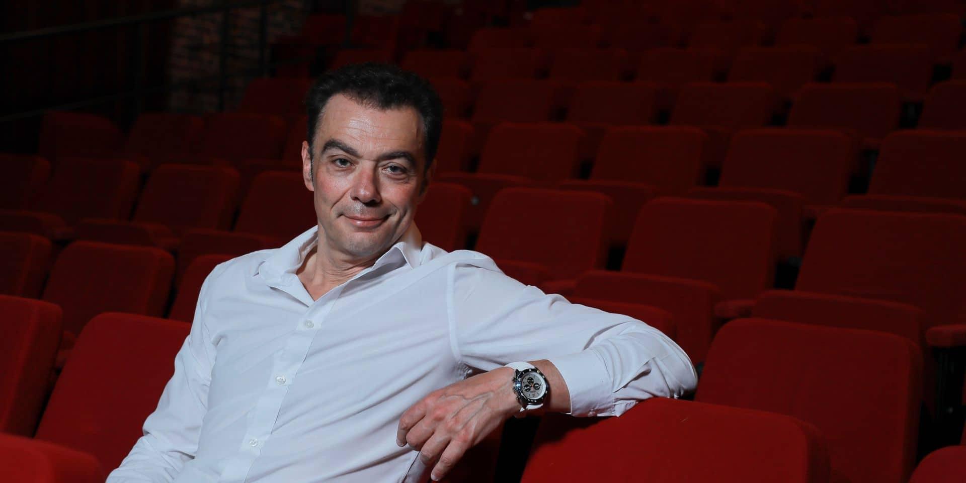 """Richard Ruben lance le premier one-man-show belge sur le confinement: """"On a une Gonzague comme Première ministre !"""""""