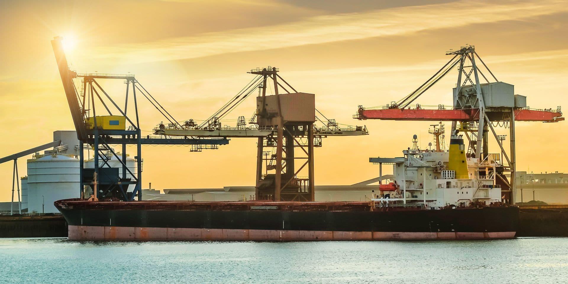 Plus d'une tonne de cocaïne saisie sur un bateau dans le port de Dunkerque