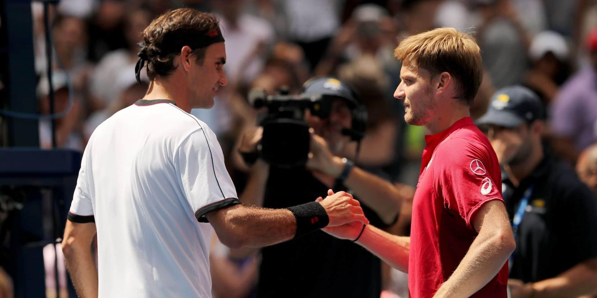 Goffin-Federer à Shanghai: quelles sont les clés de l'exploit?