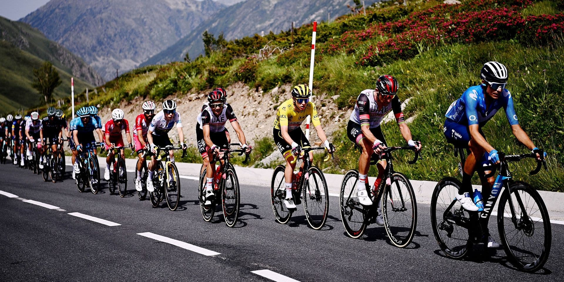 Le plus dur reste à faire lors de la troisième semaine du Tour de France