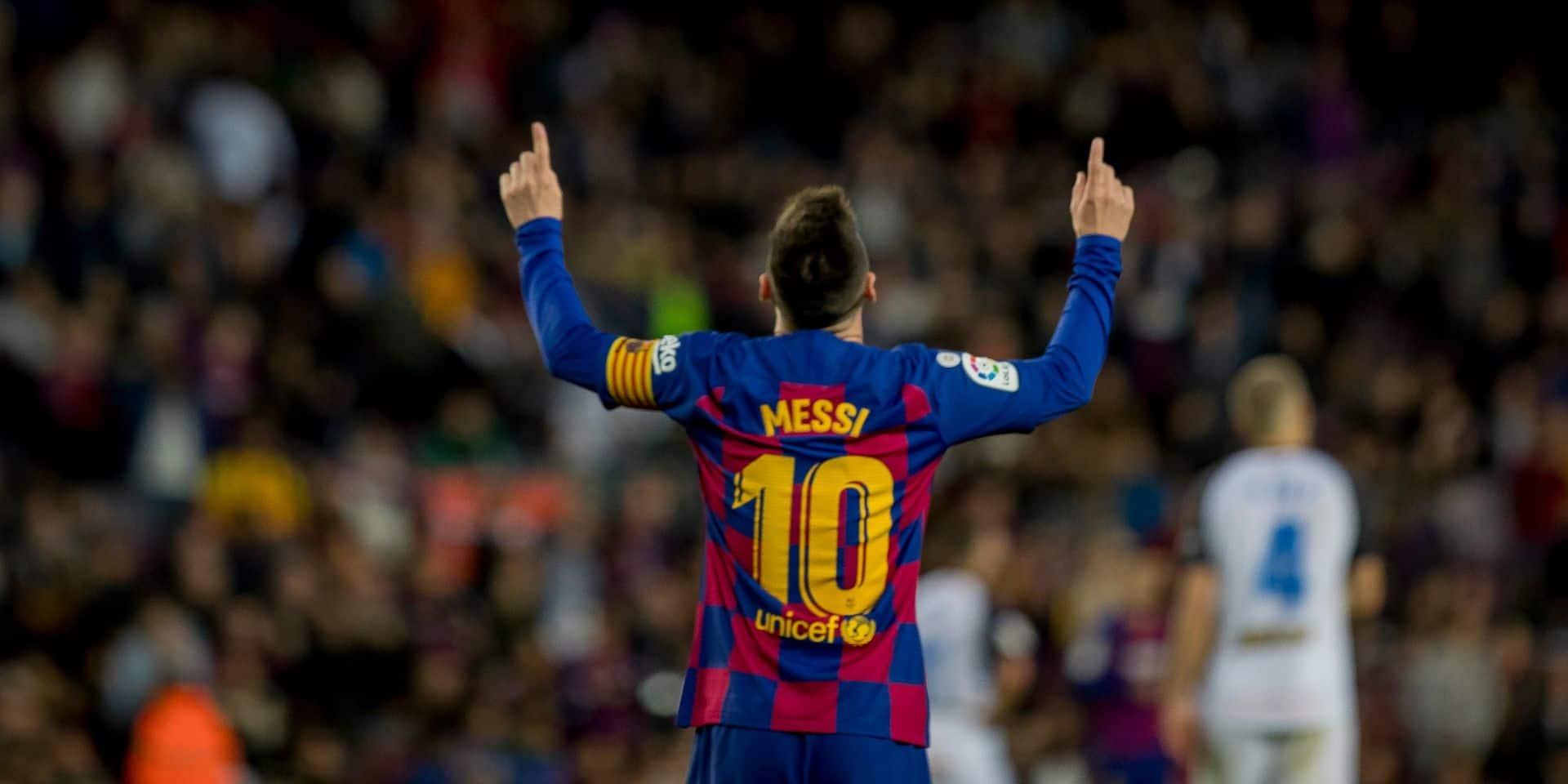Les défis de Lionel Messi en 2020 pour battre plus de records encore