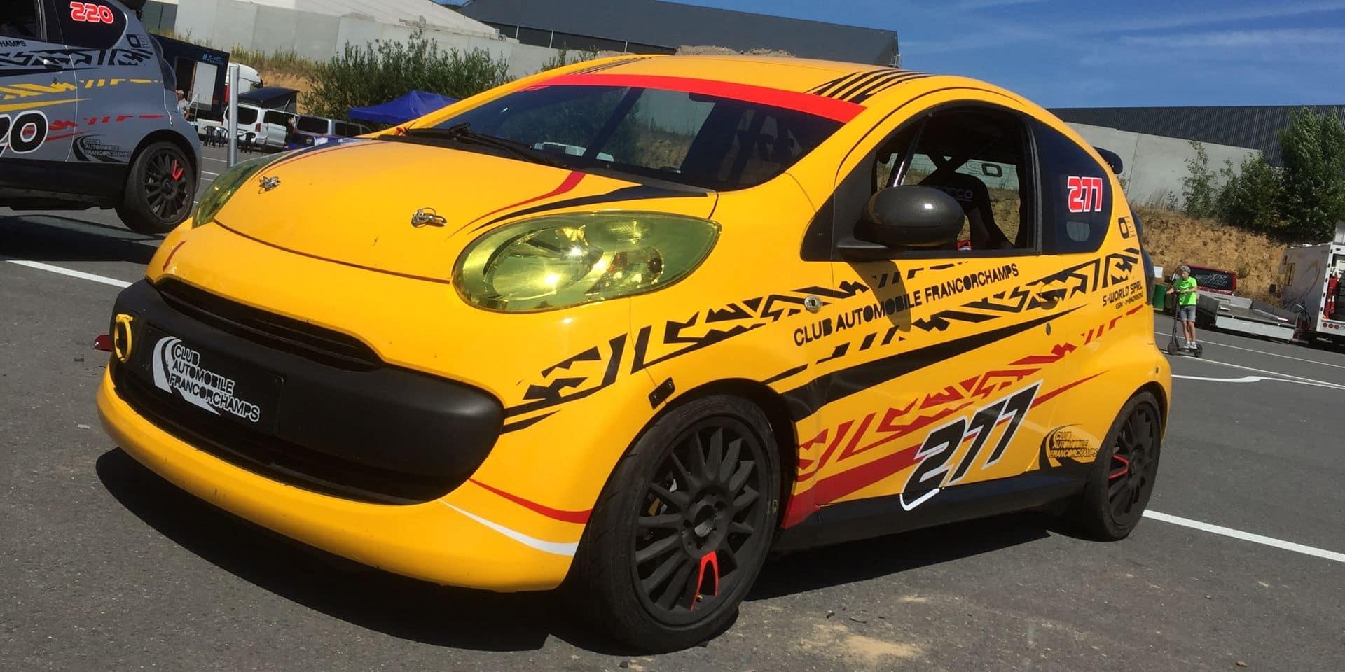 C1 Racing Cup: De la course automobile pour (vraiment) tout le monde!