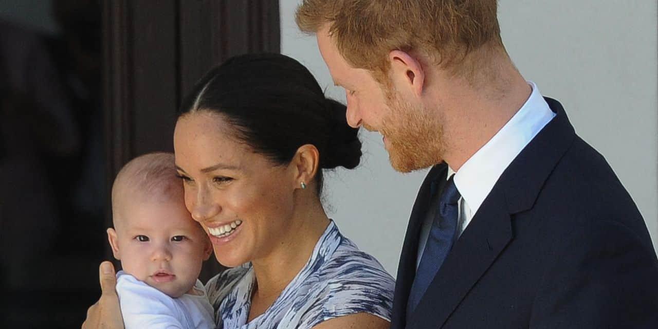 Archie fête ses 2 ans: les photos choisies par la famille royale font jaser