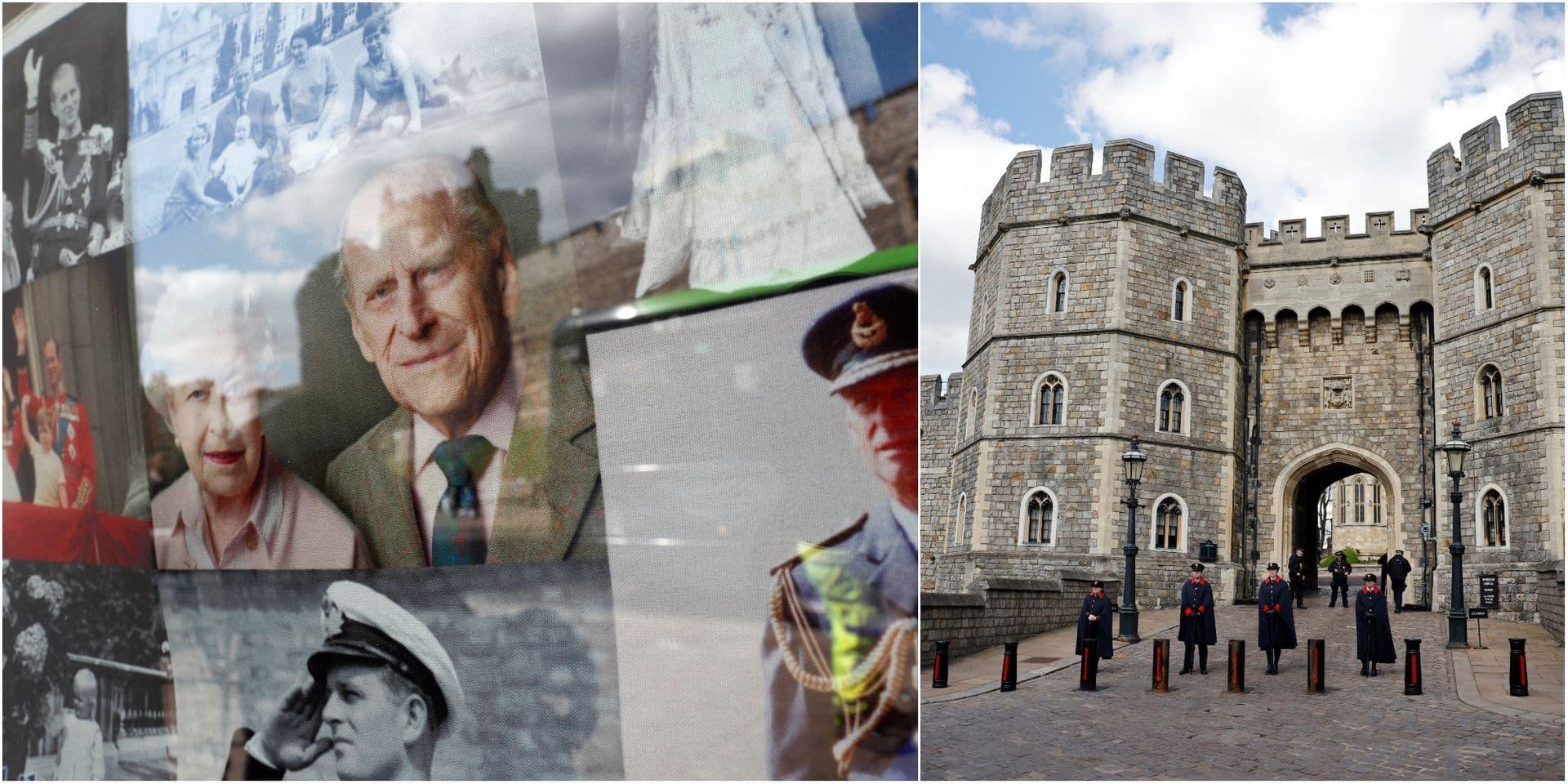 Procession, office et saluts militaires: voici le déroulement des funérailles du prince Philip