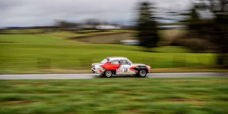 Rallye : Coup de jeune pour les Legend Boucles 2022