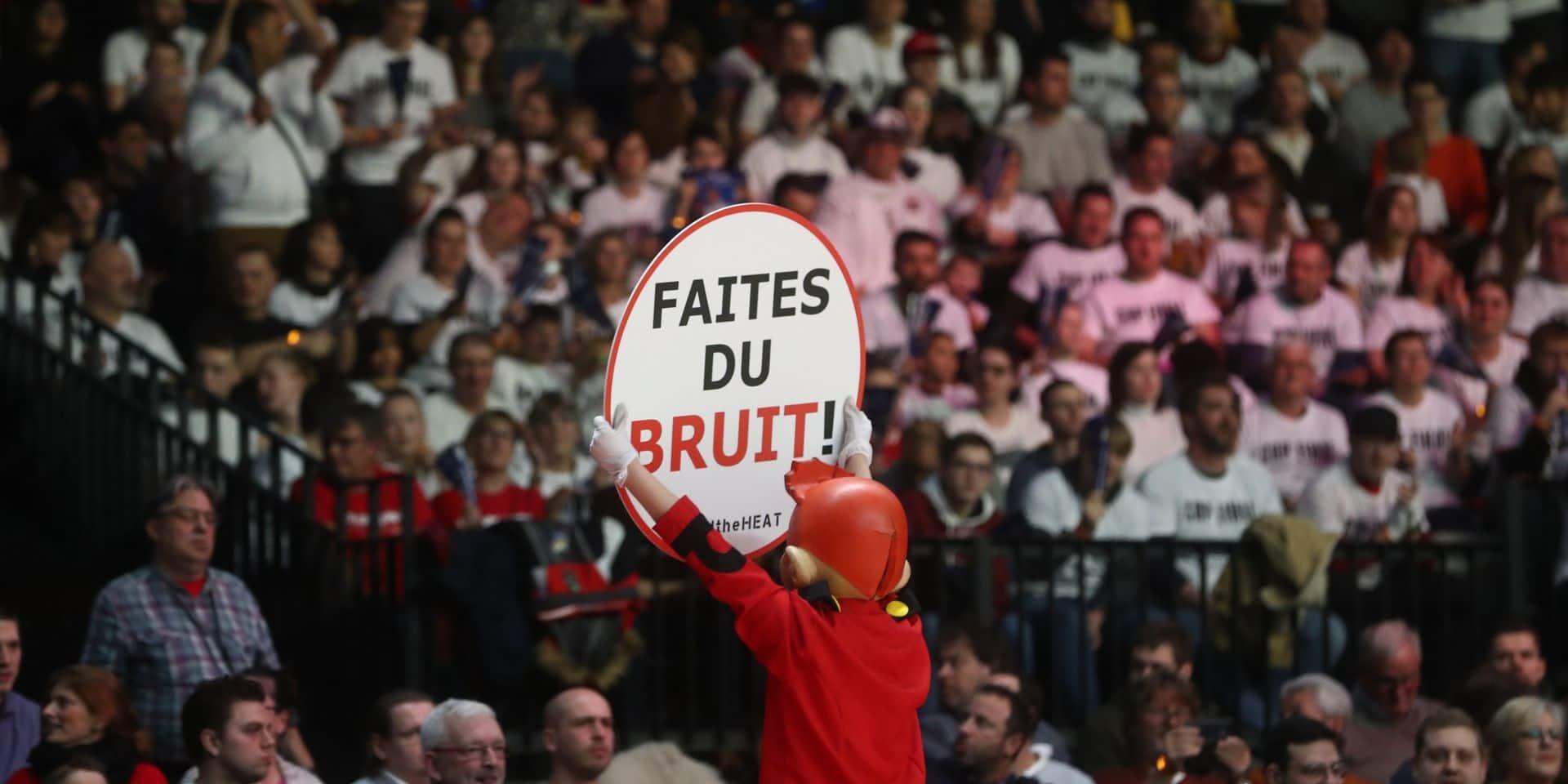 Coupe de Belgique: les supporters ont aussi assuré dans les tribunes