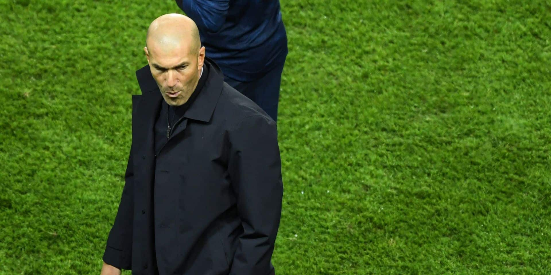 Xabi Alonso pour remplacer Zidane au Real ?