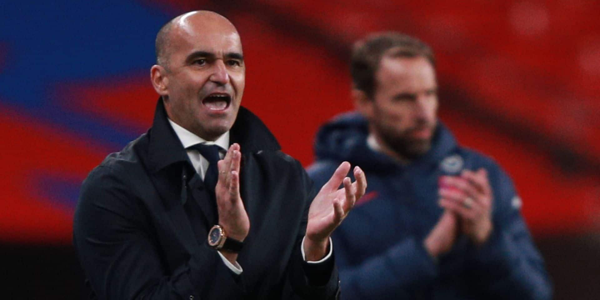 Le sujet que vous avez choisi: Martinez a-t-il fait les bons changements face à l'Angleterre ?