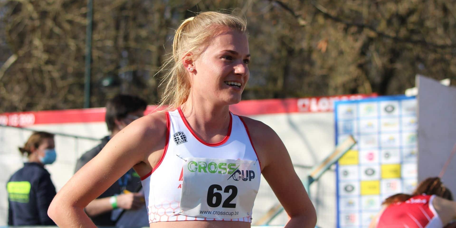 Juliette Thomas décroche son billet pour les championnats d'Europe U23