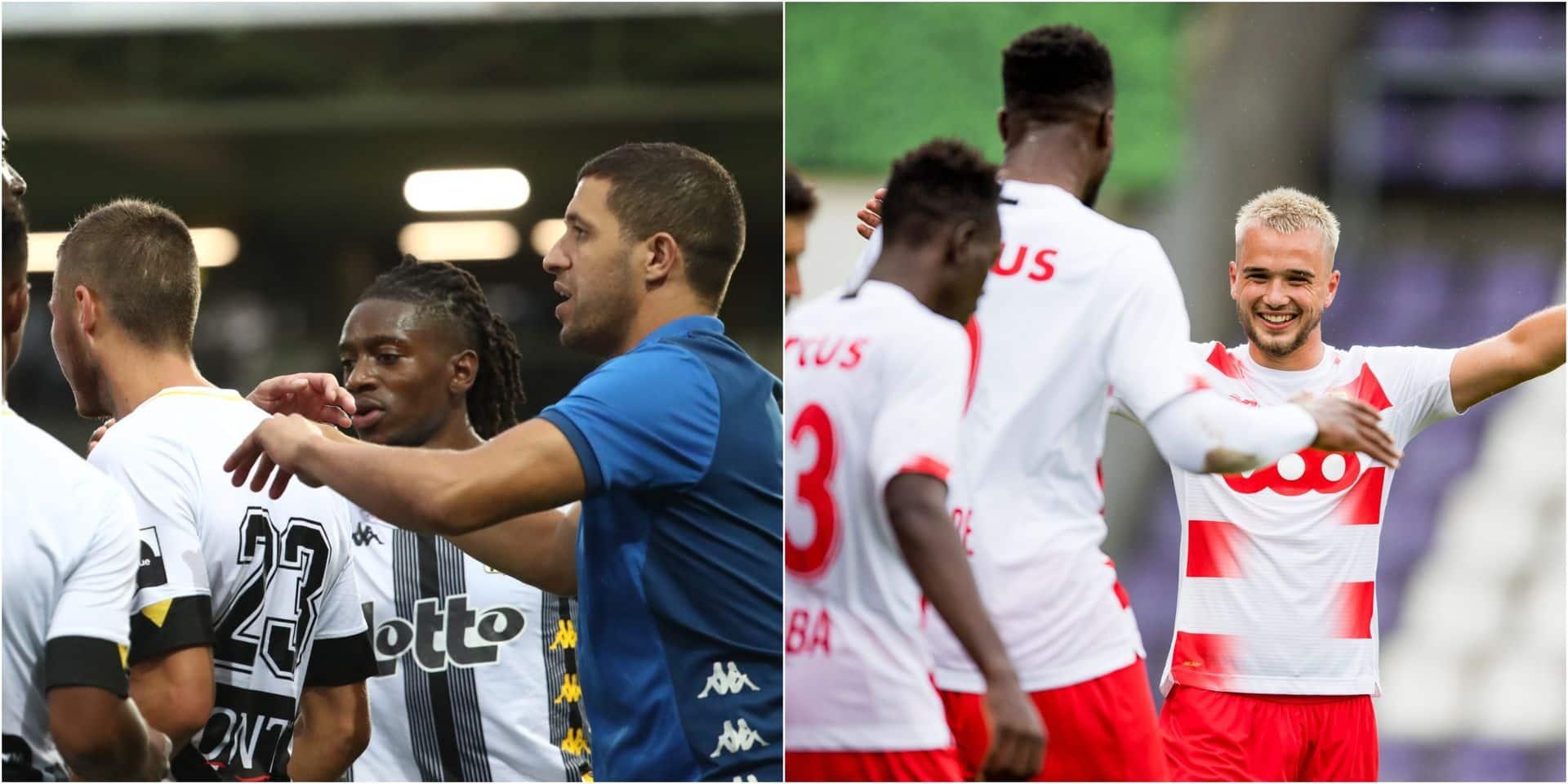 Qualifications pour l'Europa League: Charleroi contre un club moldave ou le Partizan Belgrade, le Standard accueillerait Vojvodina