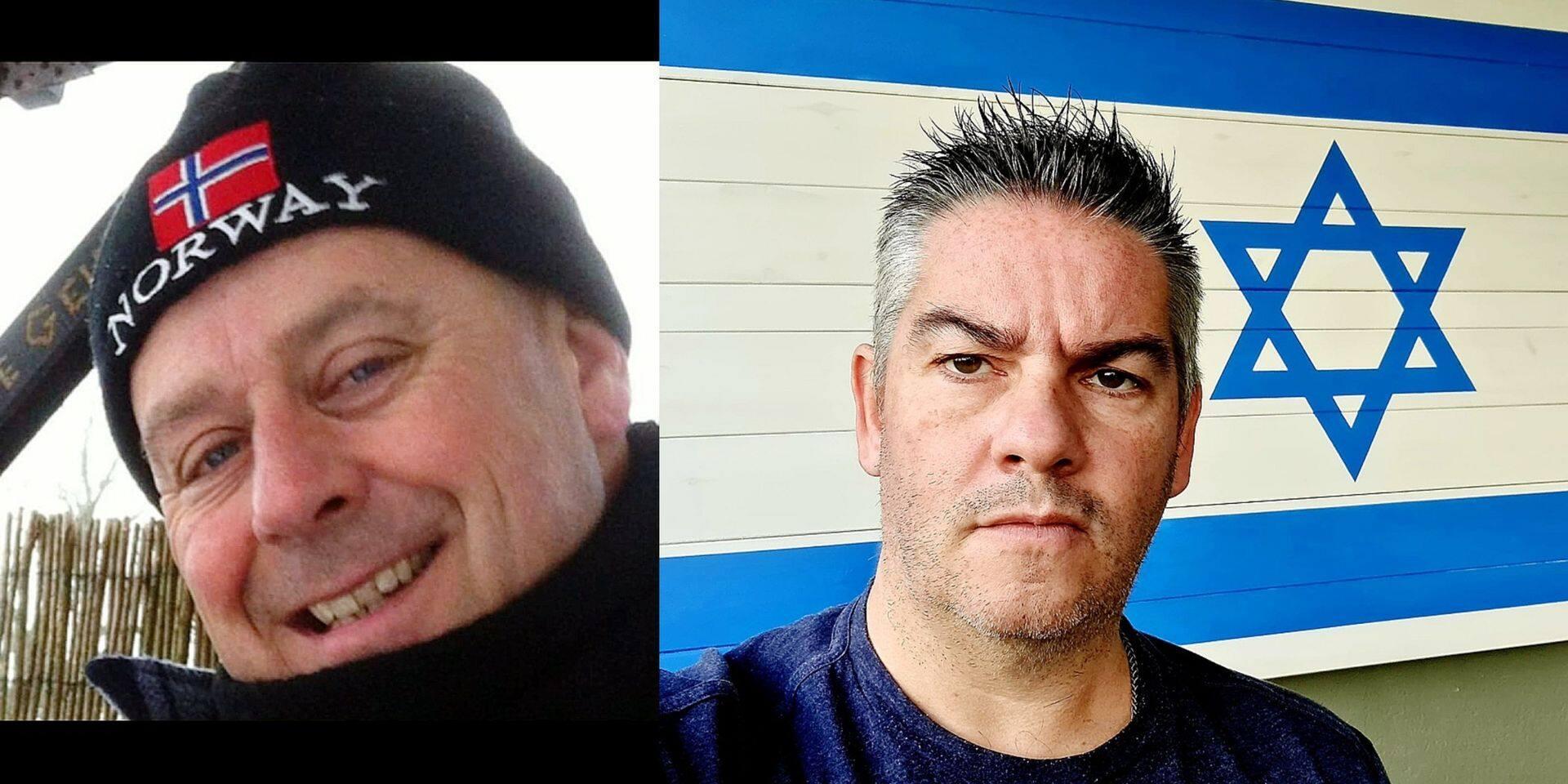 """Commissaire taxé d'antisémitisme par les deux policières de la vidéo raciste : """"jamais il n'y a eu une once de racisme chez Geert !"""""""