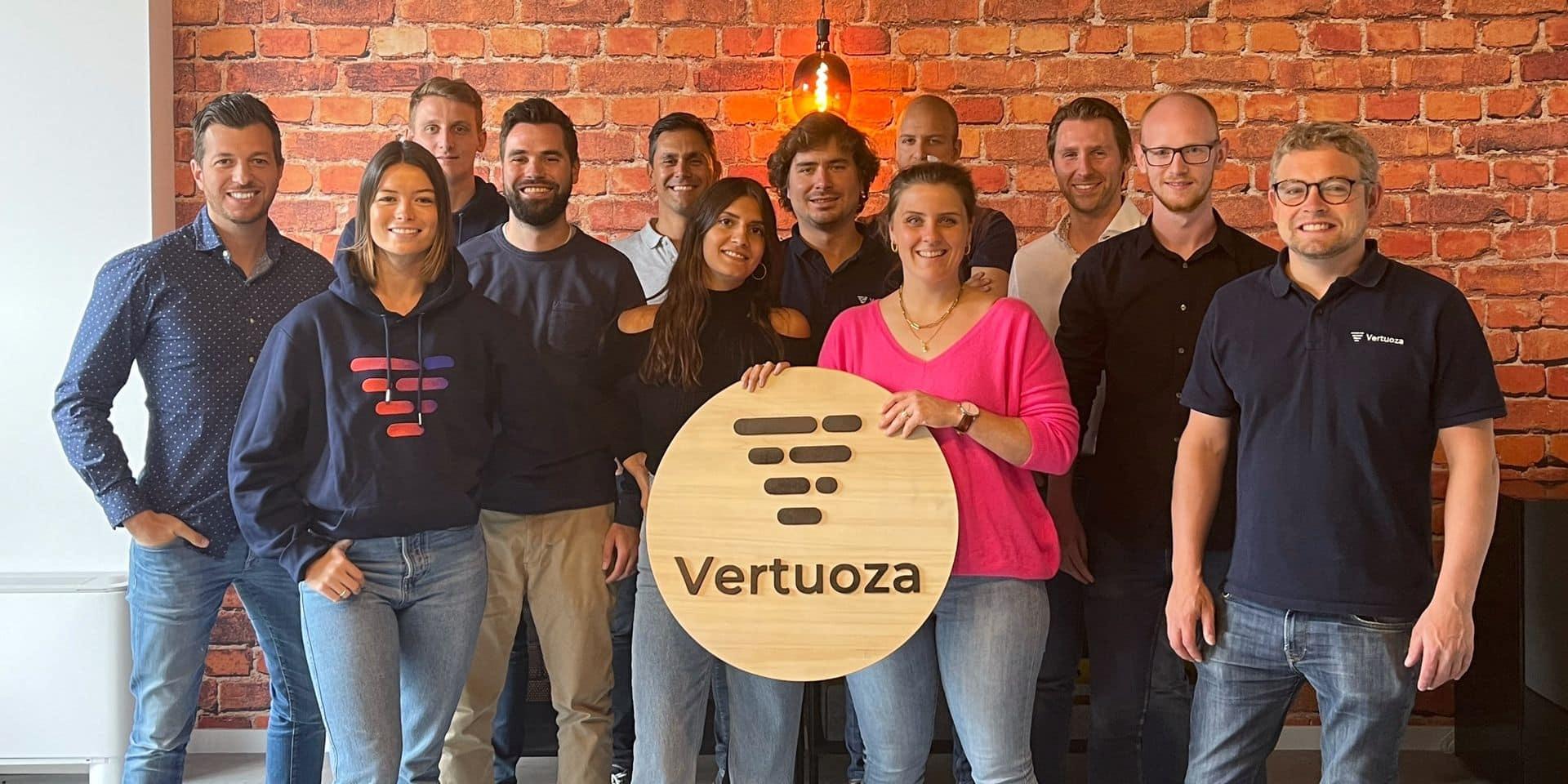 La success-story continue pour la start-up carolo Vertuoza