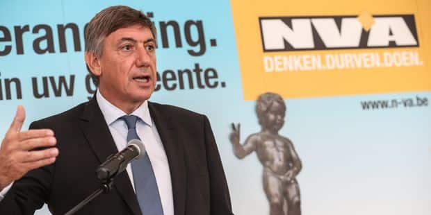 Elections communales : Un discours ultra-sécuritaire de la N-VA pour séduire les Bruxellois - La DH