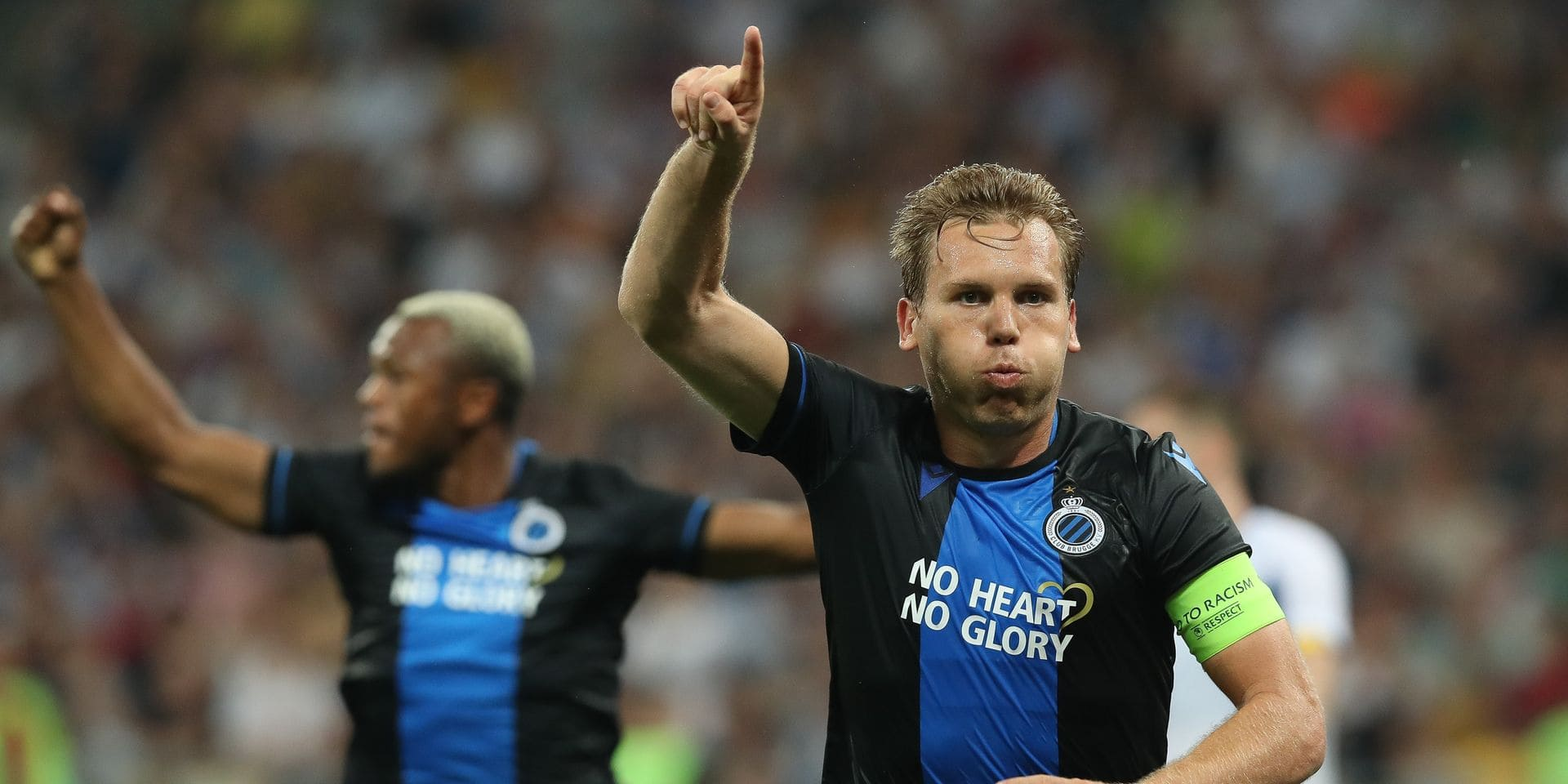 Ligue des champions: Bruges se qualifie au terme d'une rencontre complètement folle! (3-3)