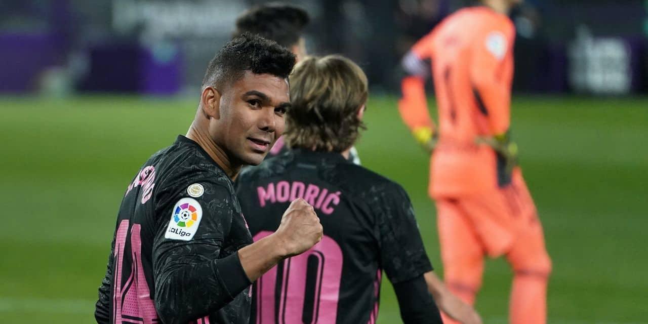Le Real Madrid capable d'une remontada en Liga ? Zizou et les siens ne sont pas morts - dh.be