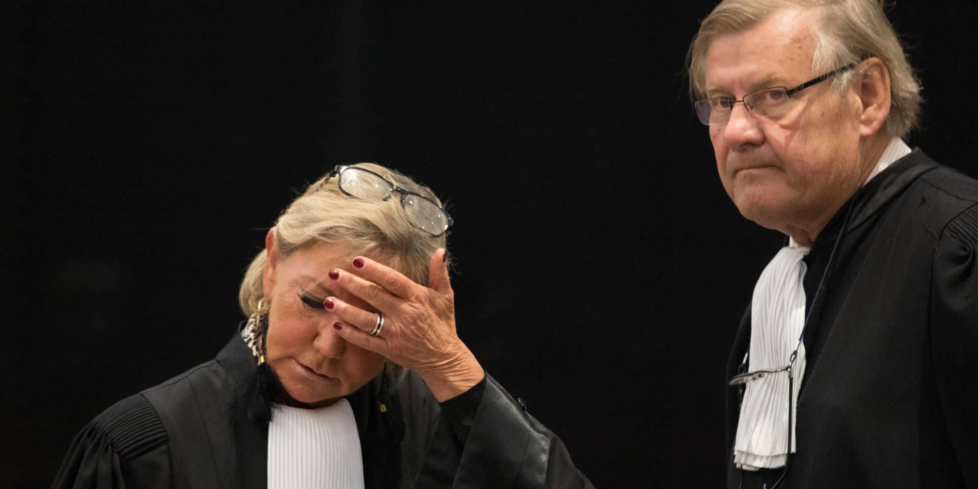 Meurtre de Jean-Claude Libiez à Roisin: les avocats de Thomas Audin et Sylvie Cuelle plaident l'acquittement