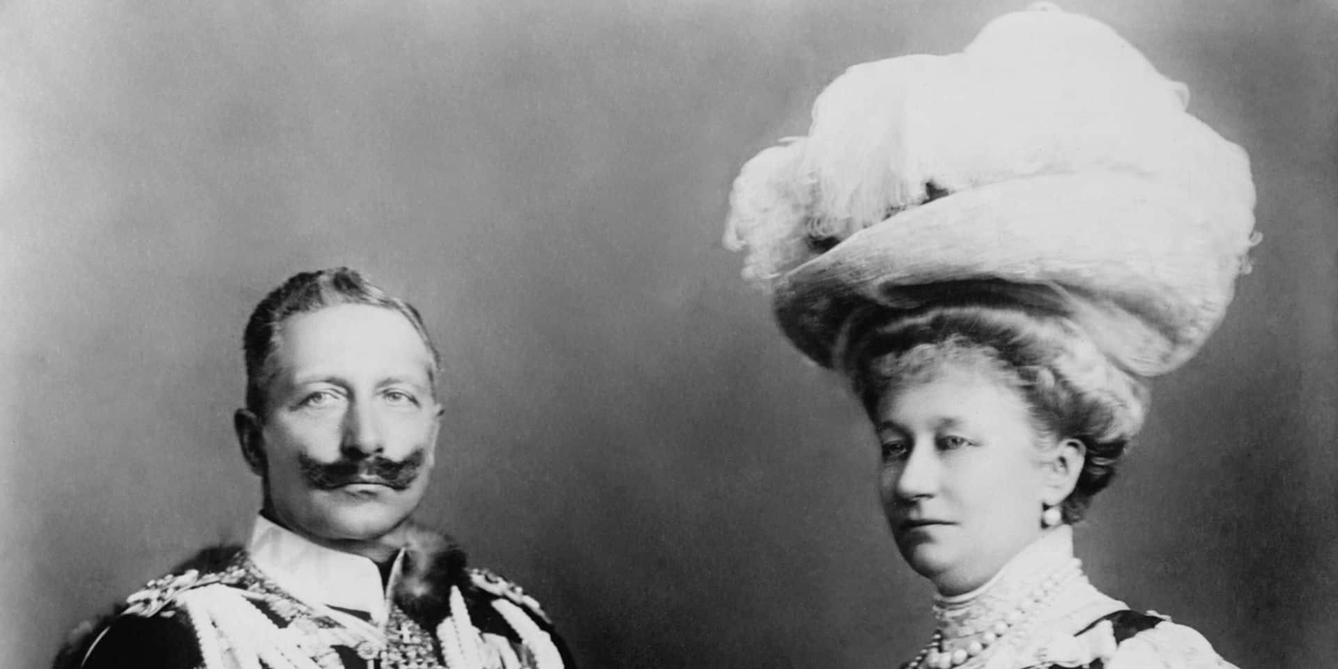 La reine Auguste-Viktoria de Prusse, la dernière impératrice allemande
