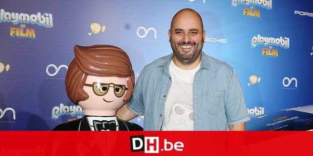 Jerome Commandeur attending the Playmobil Le Film Premiere at the Grand Rex cinema in Paris, France on June 23, 2019. Reporters / Crystal Pictures
