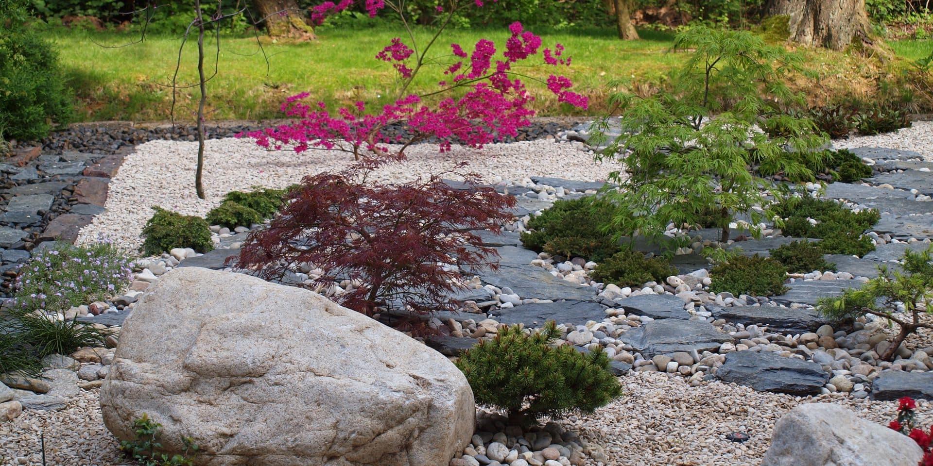 Jardin zen et d'inspiration japonaise : ce qu'il faut savoir