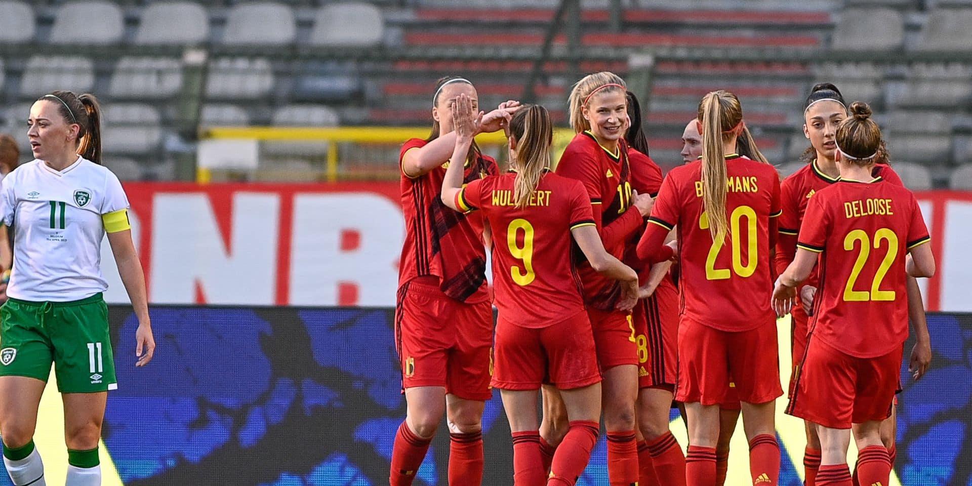 Les Red Flames affronteront le Luxembourg le 12 juin