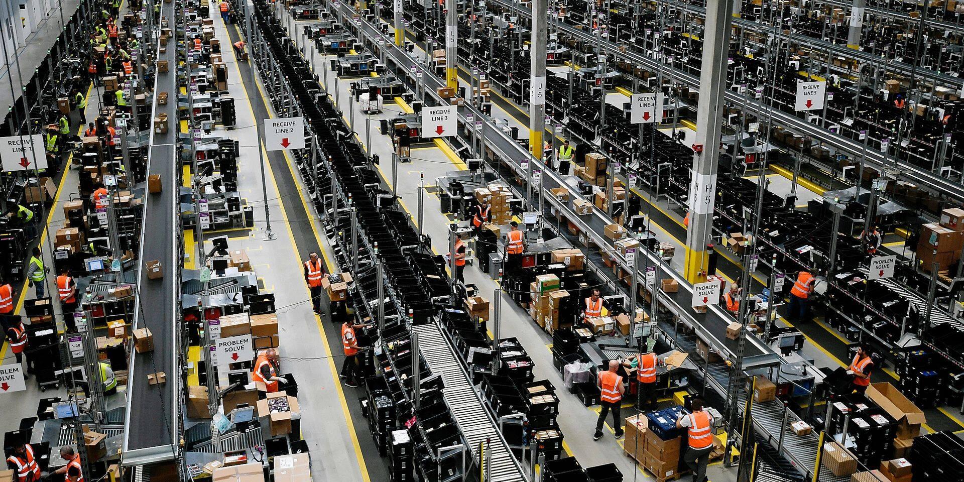 Amazon, ce géant intouchable qui livre 158 colis par… seconde