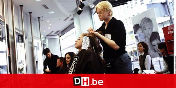 Germany, Duesseldorf, Nordrhein-Westfalen, Essanelle Hair Group, hairdresser