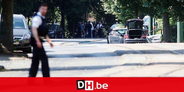 Important déploiement policier pour un véhicule suspect à Woluwe-Saint-Pierre