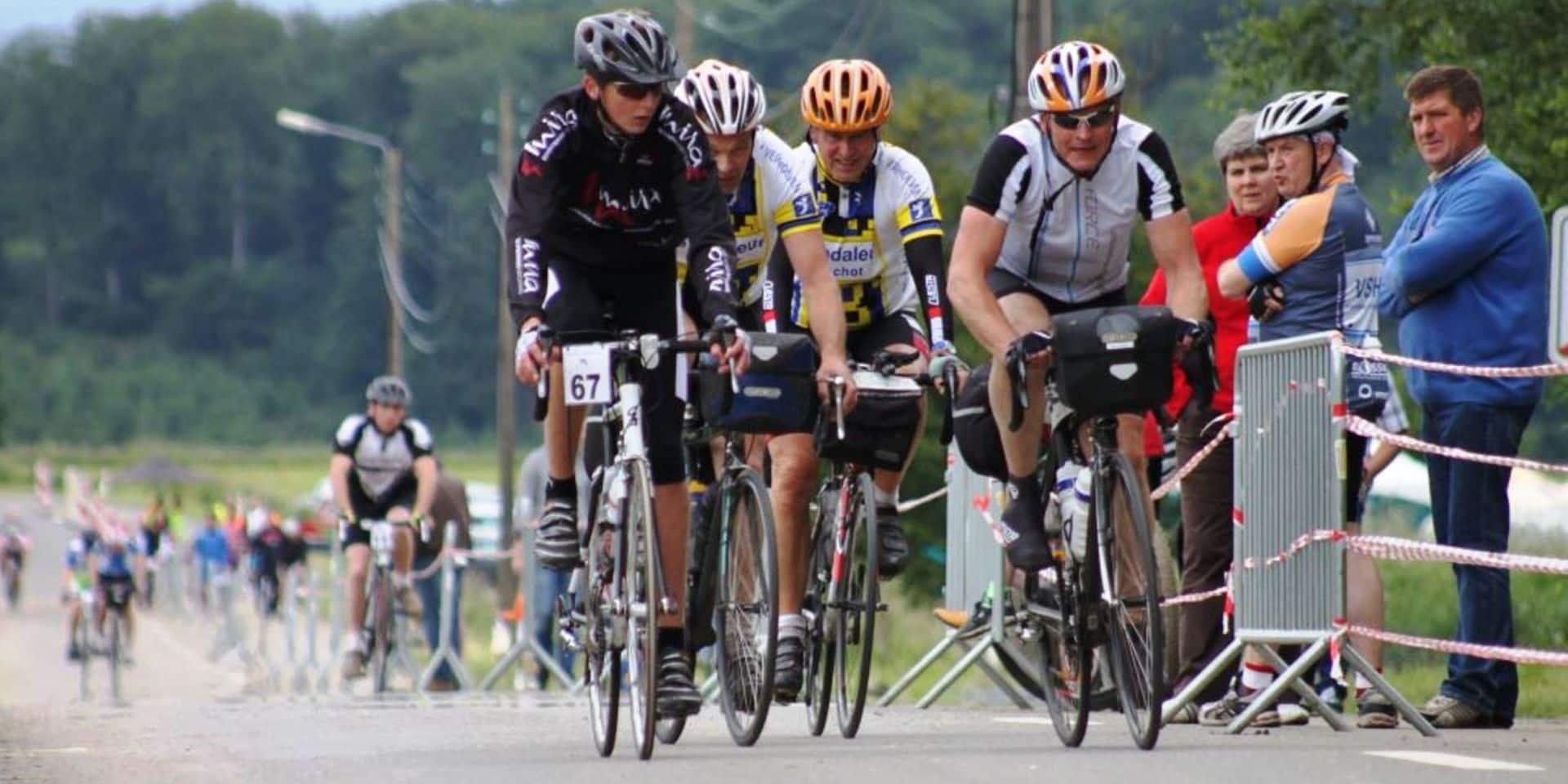 24 heures cyclistes de Tavigny (Houffalize) : inscrivez-vous !