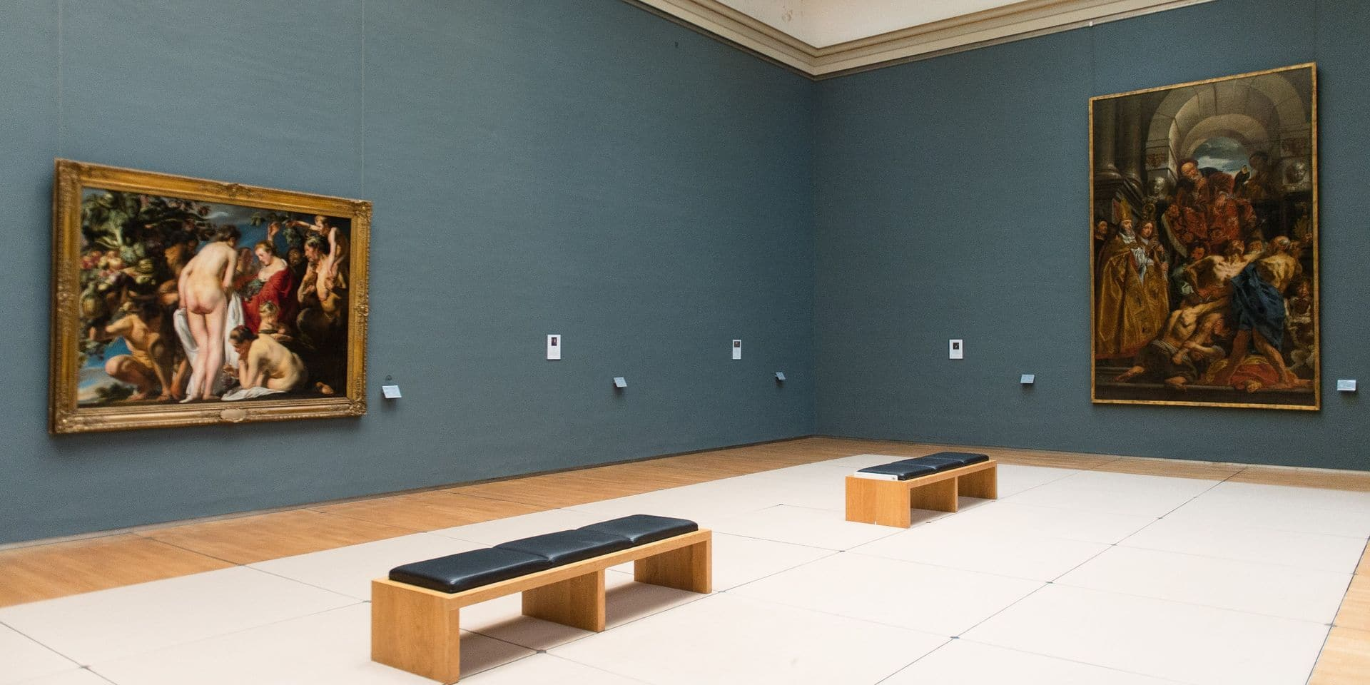 Le Musée des Beaux Arts de Bruxelles restitue un tableau volé par les nazis