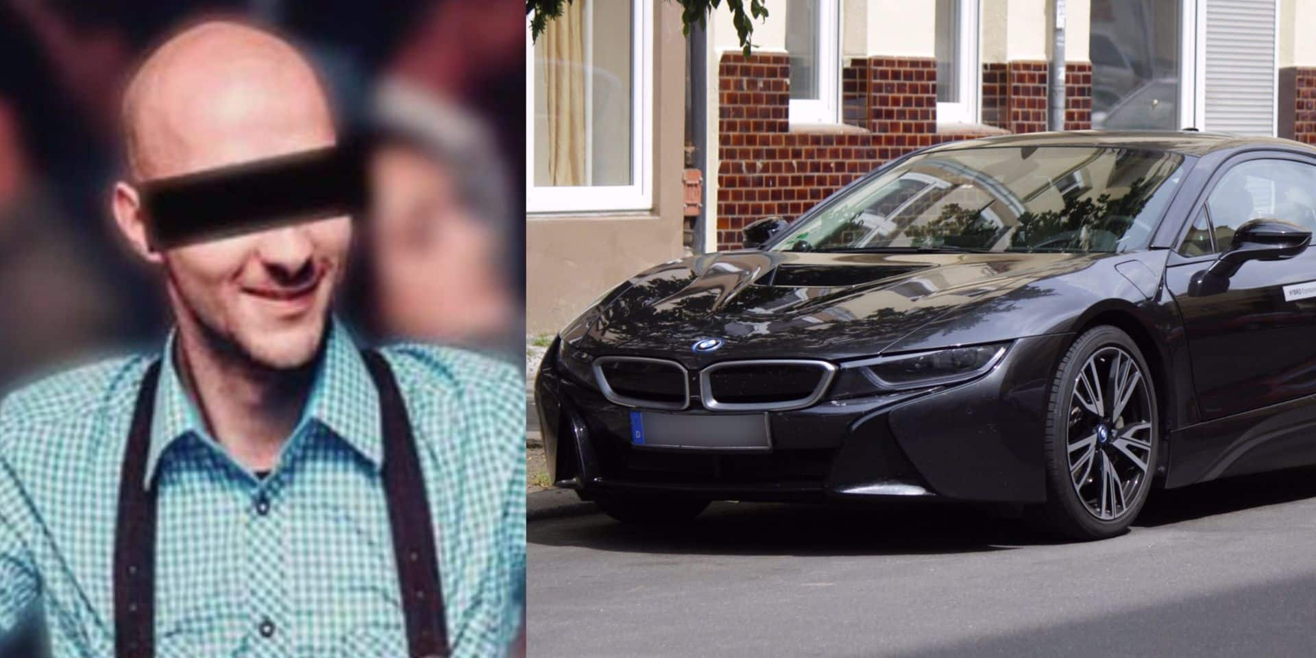 """L'incroyable excuse d'un homme qui a tué deux amis en faisant la course en BMW: """"Les voitures sportives sont faites pour rouler vite"""""""