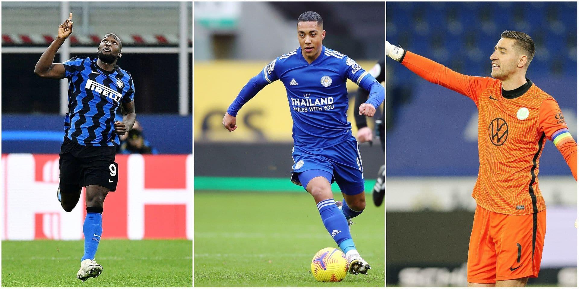 Tielemans et Lukaku dribblent les blessures, les gardiens assurent: quels Diables ont le plus et le mieux joué cette année ?