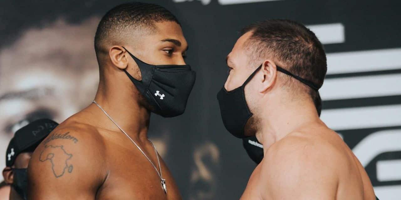 Boxe : Anthony Joshua croise enfin Kubrat Pulev, ce samedi à Londres, avec Tyson Fury en tête