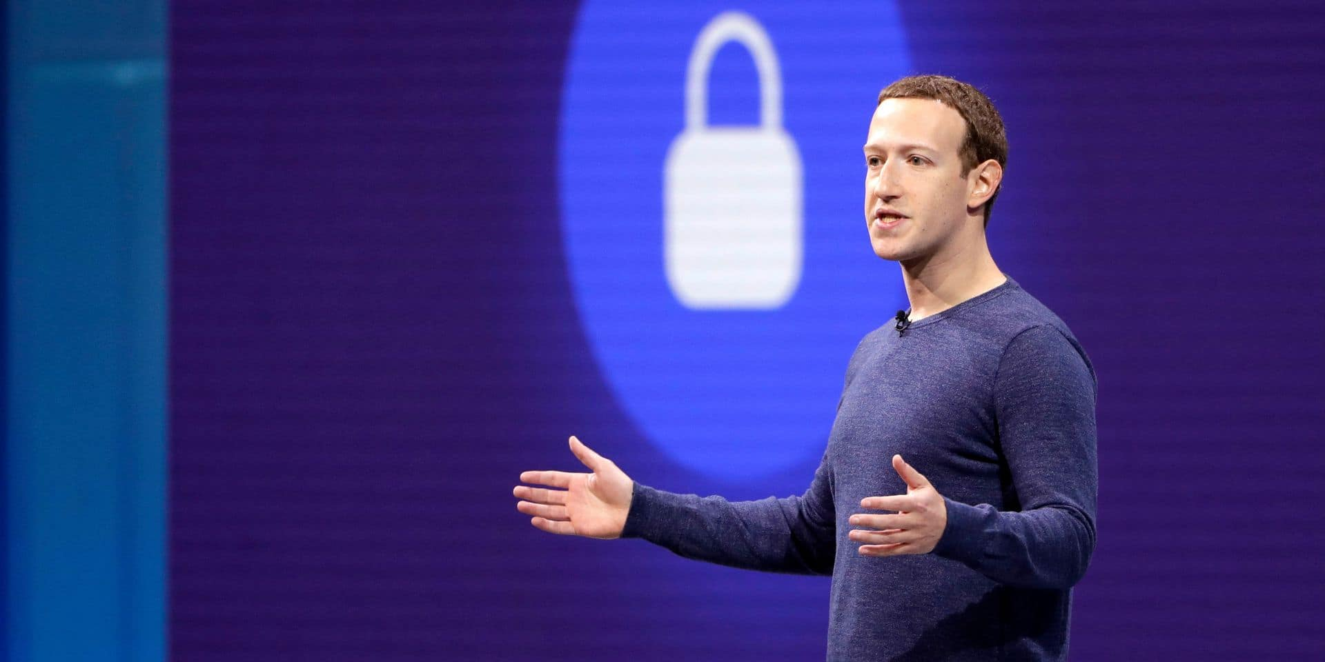 Le patron de Facebook Mark Zuckerberg reçu vendredi à l'Elysée