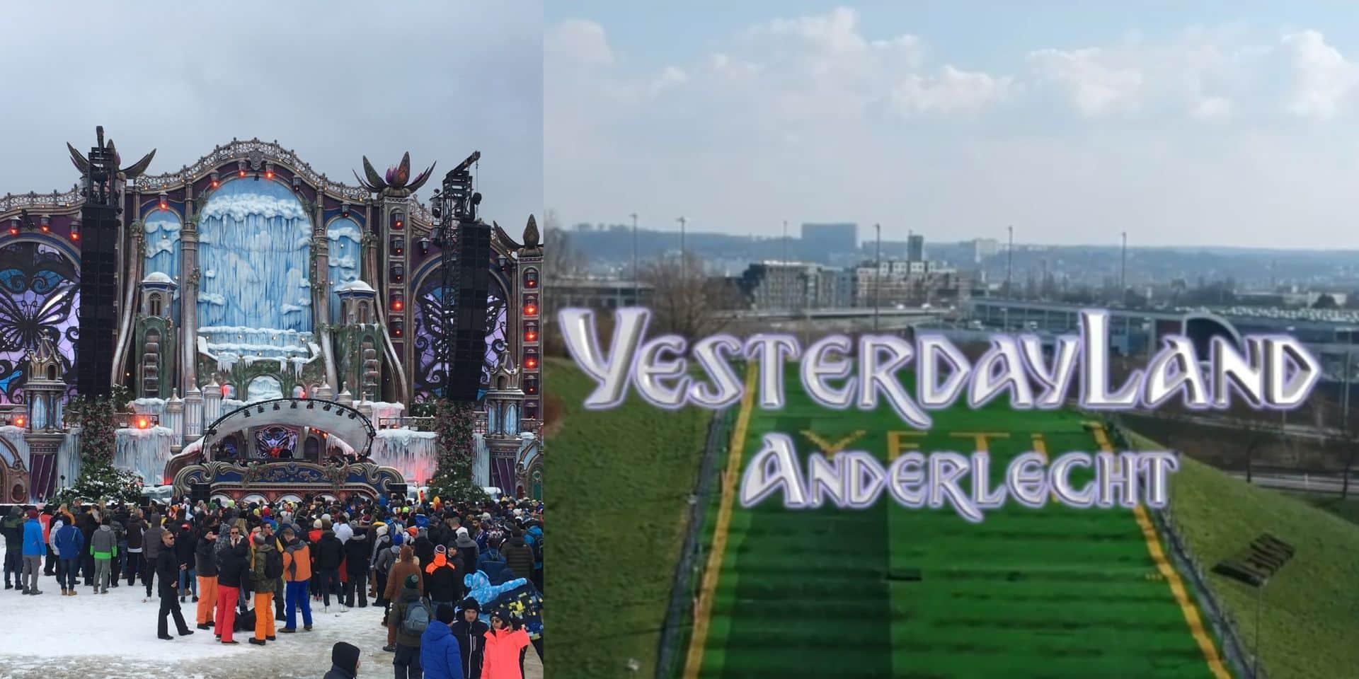 "Après le Tomorowland Winter Festival, voici le ""Yesterdayland"" !"