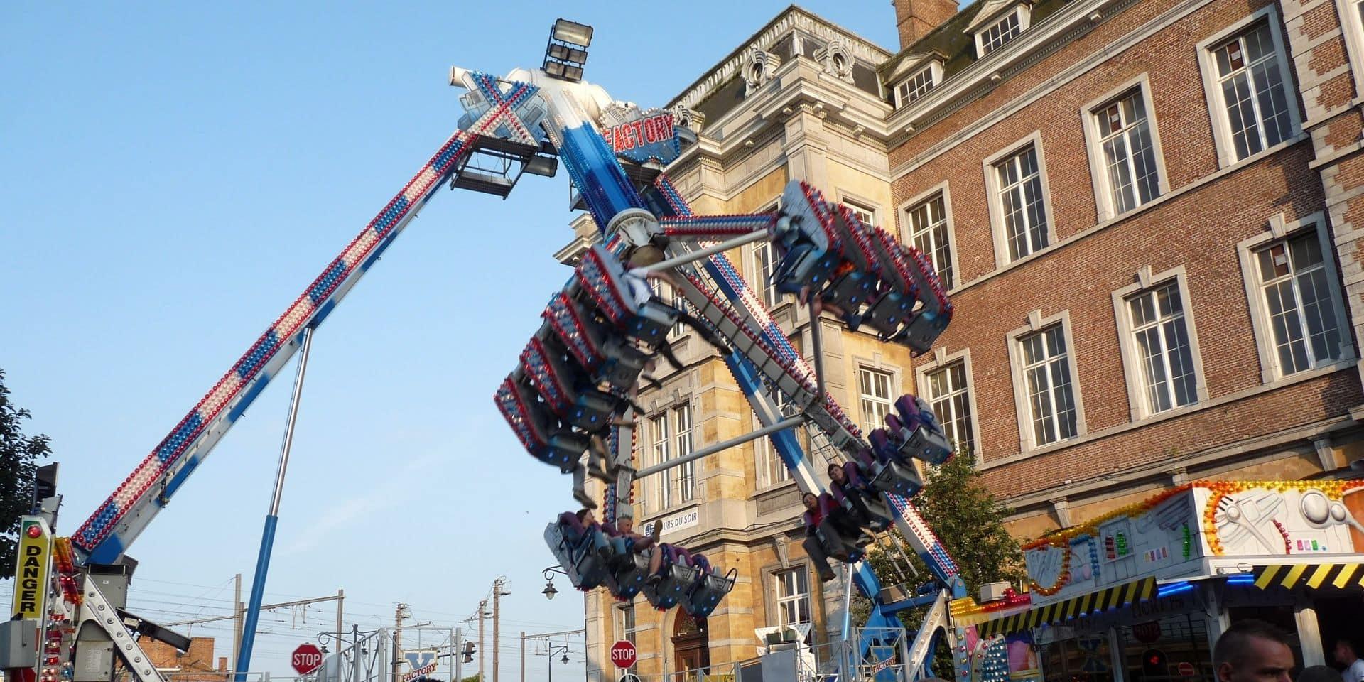 La foire de Namur aura bien lieu du 15 au 27 juillet
