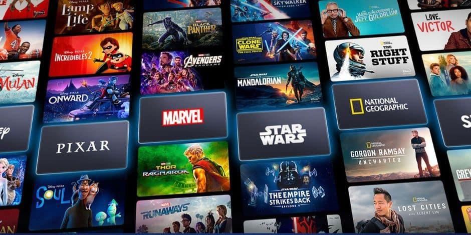 Star, le nouveau service de streaming inclus à Disney+ débarque aujourd'hui: tout ce qu'il faut... - dh.be