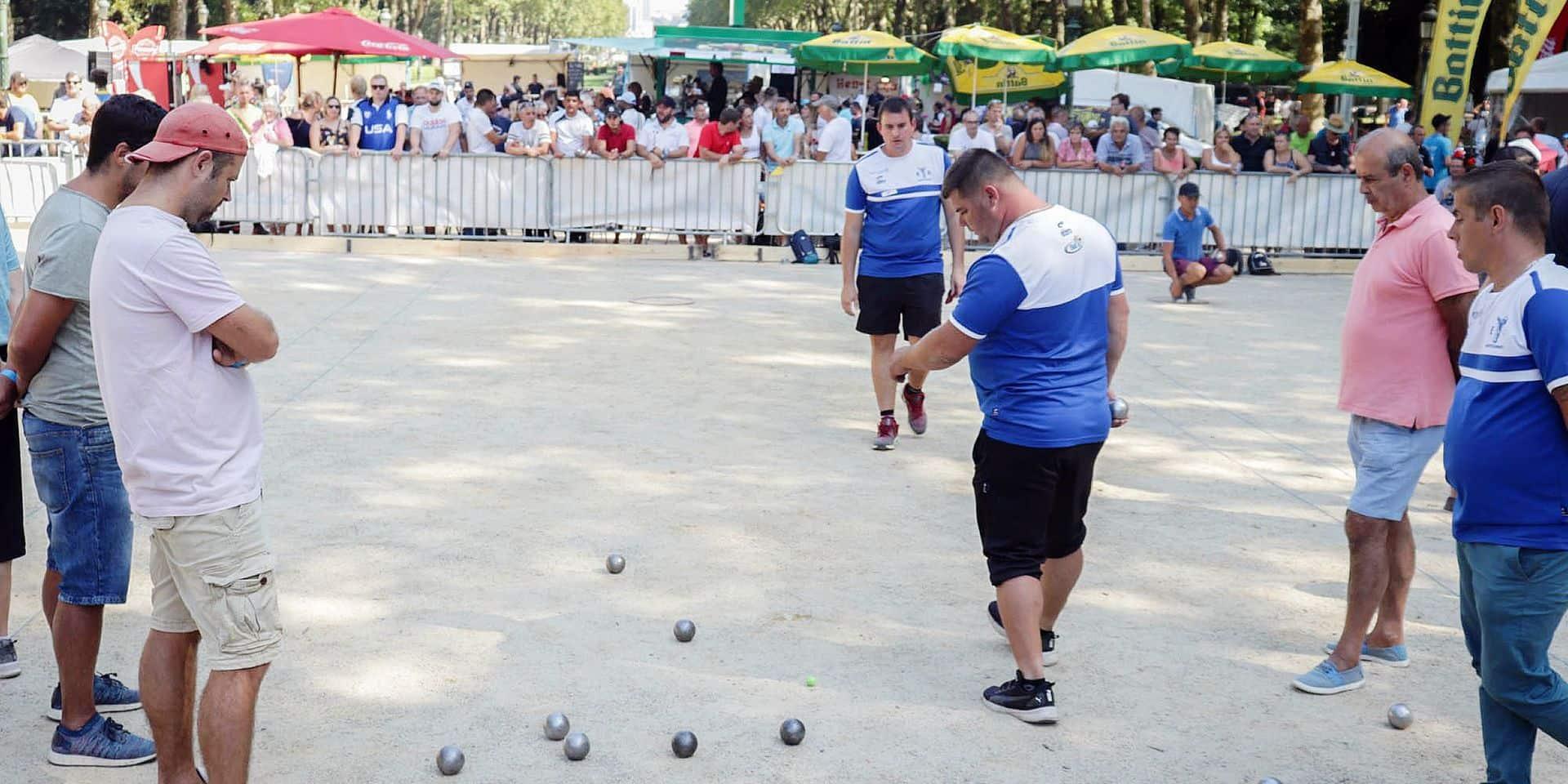petanques , compétition , tournoi , international