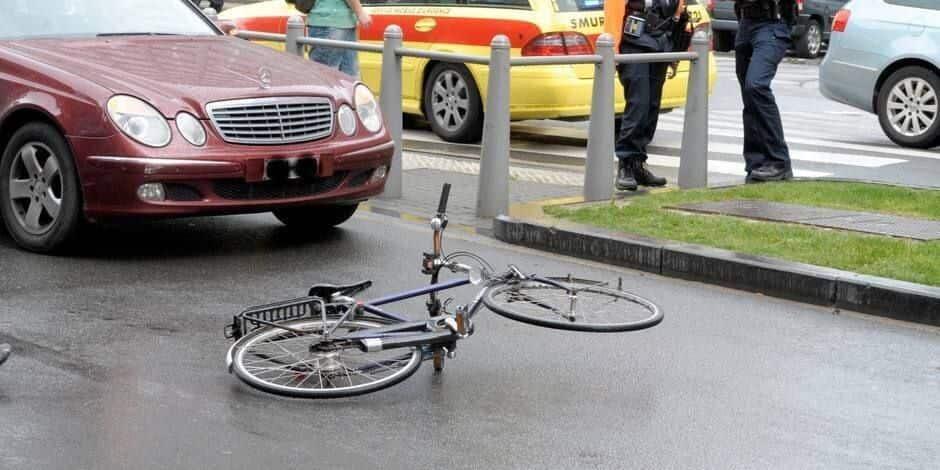 65 accidents graves dont 4 mortels au premier semestre à Bruxelles : les collisions avec les cyclistes augmentent