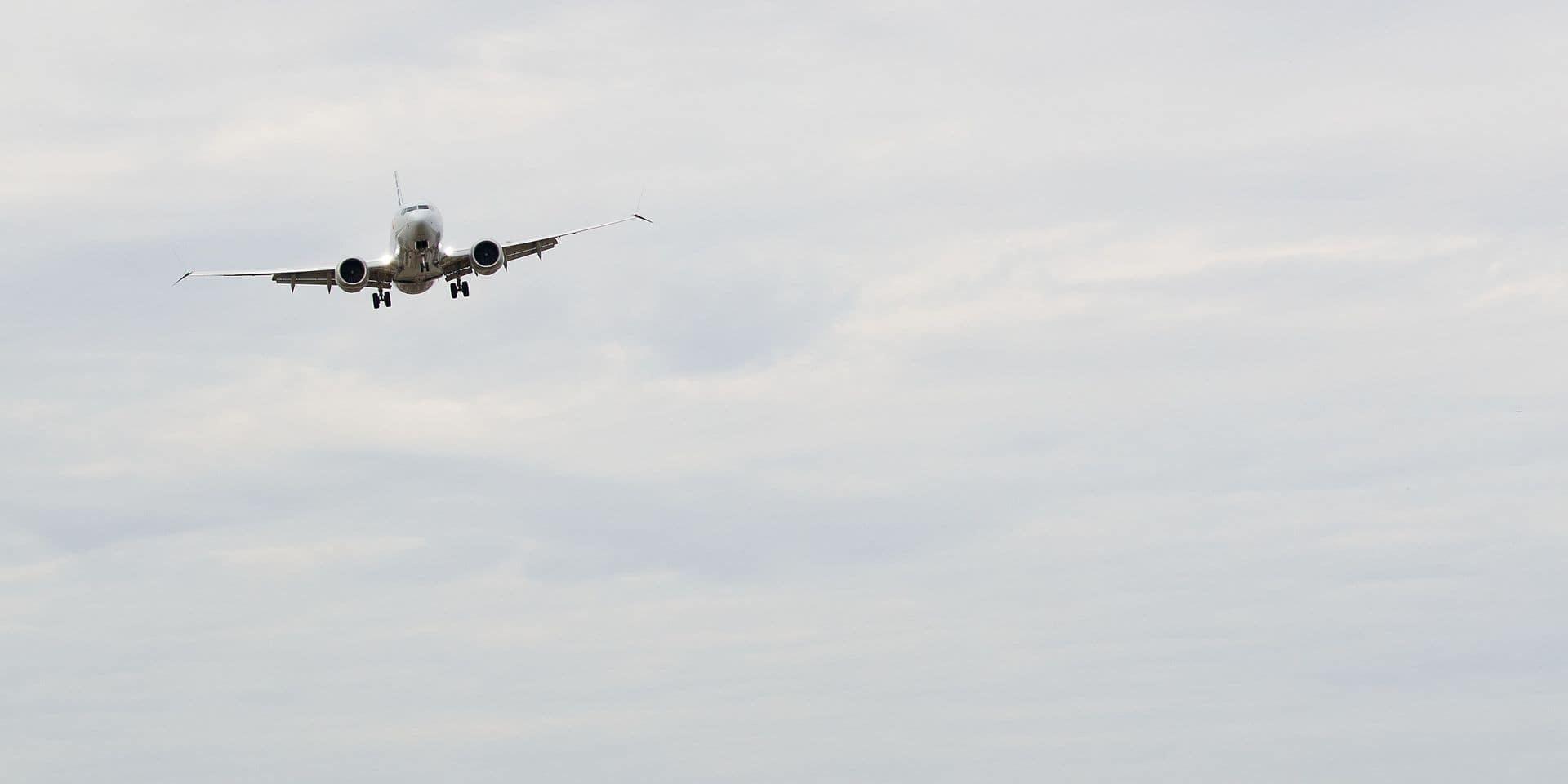 Panique à bord d'un Boeing de United Airlines: l'appareil a dû se poser en urgence