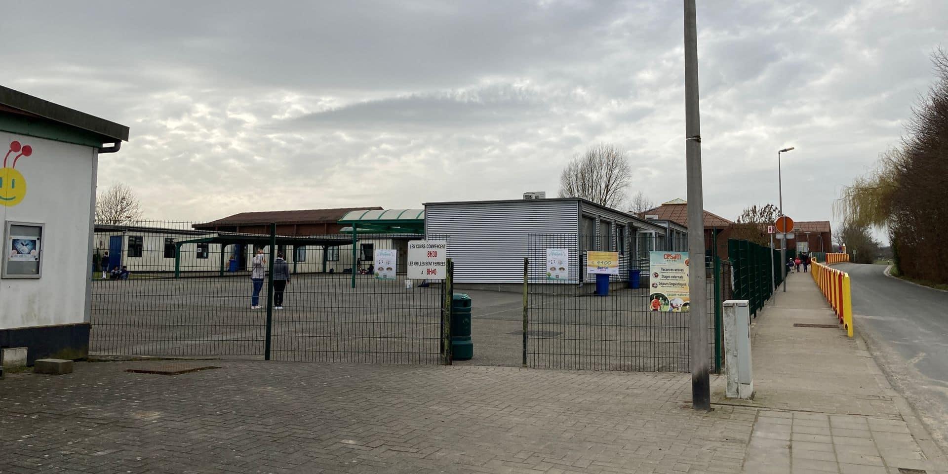 L'école du Grand Frêne à Ophain peut rouvrir ce lundi